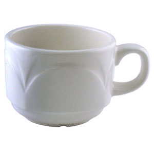 Steelite Bianco Stacking Cups 6oz / 170ml
