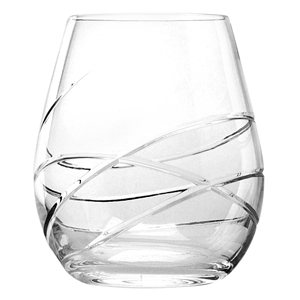Waterford Crystal Ballet Ribbon Tumbler Glasses (Set of 2) Image