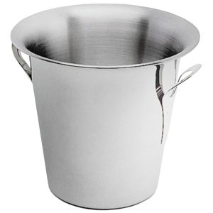 Tulip Stainless Steel Wine Bucket