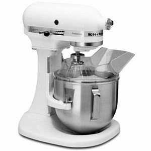 Kitchen Aid Food Mixer K50 White