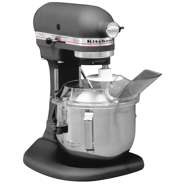 Grey Kitchenaid Mixer: Kitchen Aid Food Mixer K50 Grey