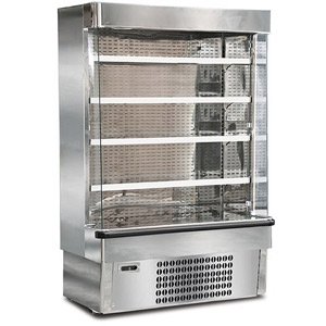 Mondial Elite Jolly Tiered Display Stainless Steel SLX14