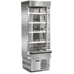 Mondial Elite Jolly Tiered Display Stainless Steel SLX7