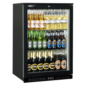 Staycold GreenSense Cold600H Glass Hinged Door Bottle Cooler