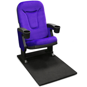 Modular Home Cinema Seat Blue