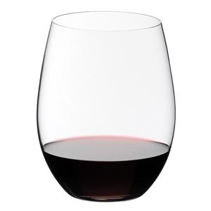 Riedel O Cabernet & Merlot Wine Tumblers 21oz / 600ml
