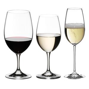 Riedel Ouverture Magnum, White Wine & Champagne Glasses 12 Piece Set