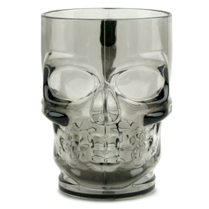 Acrylic Skull Mug 20.7oz / 588ml