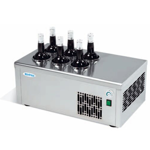 Infrico Bar Top Wine Cooler RV6