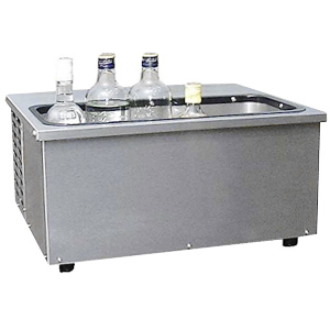Gamko Counter Top Freezer VK10F
