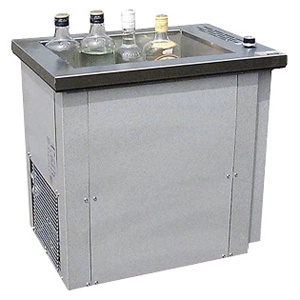 Gamko Counter Top Freezer VK12F
