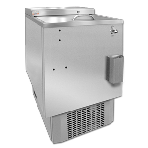 Gamko Slide Top Cooler STR130CS Stainless Steel