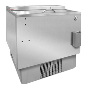 Gamko Slide Top Cooler STR210CS Stainless Steel