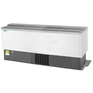 Infrico Front Bar Bottle Cooler EFP2000WH White