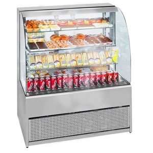 Frost-Tech Patisserie Displays P75/150