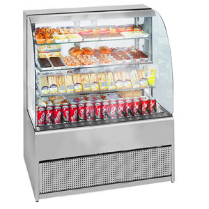 Frost-Tech Patisserie Displays P75/120
