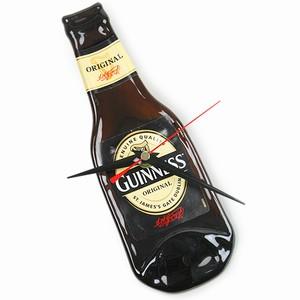 Guinness Bottle Clock