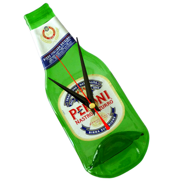 Peroni Bottle Clock