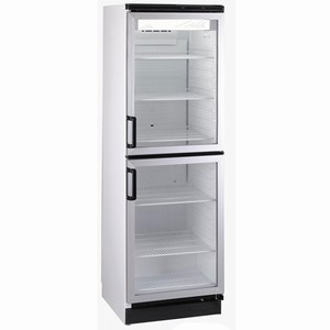 Vestfrost Two Door Display Fridge FKG370