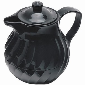 Connoisserve Tea Pot Black 20oz / 0.6ltr