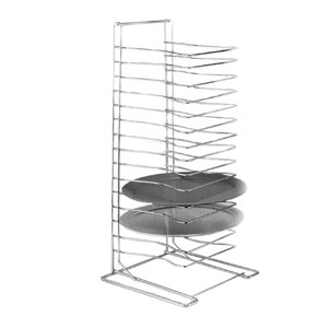 Pizza Pan Rack 15 Shelves