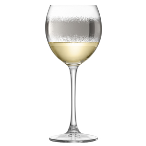 LSA Celeste Platinum Wine Glasses 14oz / 400ml