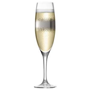 LSA Celeste Platinum Champagne Flutes 7.4oz / 210ml