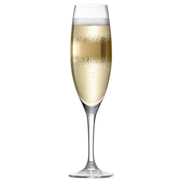 Around A Pound Champagne Glasses