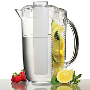 ICED Fruit Infusion Jug 98oz / 2.8ltr