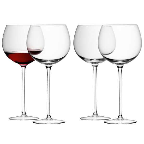 Balloon Wine Gles For Red Or White Interior Design Ideas