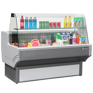 Blizzard Shadow Over Counter Fridge SHAD150