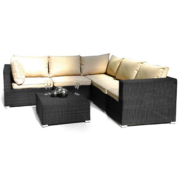 Es london patio corner sofa group patio furniture garden for Outdoor furniture london