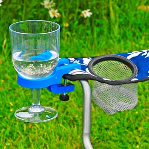 Wine Glass Clamp