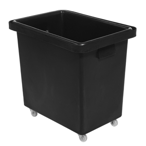 Recycled Bottle Skip 135ltr Black