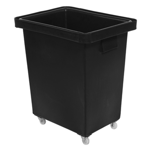 Recycled Bottle Skip 150ltr Black