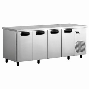 Inomak Refrigerated Counter with 4 Doors