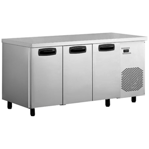Inomak Refrigerated Counter with 3 Doors