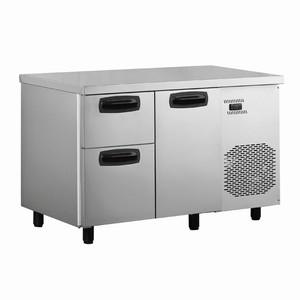 Inomak Refrigerated Counter with 2 Drawers