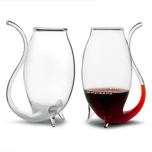 Beer Glasses That Look Like Little Wine Glasses