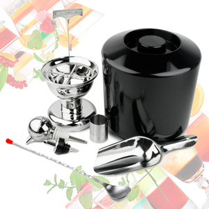 Professional Cocktail Kit Set