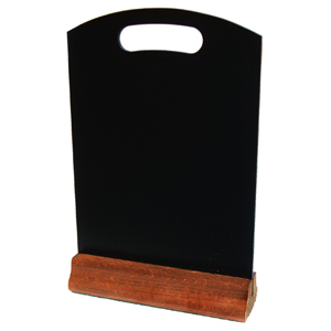 Hand Held Menu Board A4