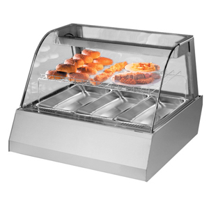 Blizzard Hot Counter Top Display HOT3E