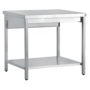 Inomak Stainless Steel Centre Table TL709 - 900mm