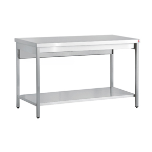 Inomak Stainless Steel Centre Table TL711 - 1100mm