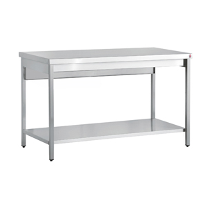 Inomak Stainless Steel Centre Table TL714 - 1400mm