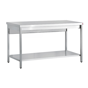 Inomak Stainless Steel Centre Table TL716 - 1600mm