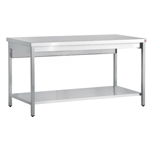 Inomak Stainless Steel Centre Table TL719 - 1900mm