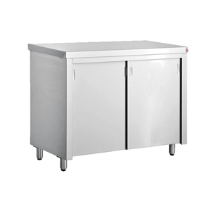 Inomak Stainless Steel Base Cupboard EG710 - 1100mm