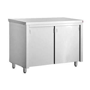 Inomak Stainless Steel Base Cupboard EG714 - 1400mm