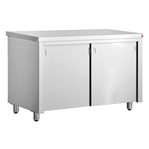 Inomak Stainless Steel Base Cupboard EG716 - 1600mm